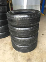4-P275/60/20 Goodyear Dodge Ram Tires installed and no tax