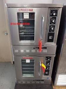 Blodgett Four a Convection 1/2 Grandeur  NEUF Half Size Oven GAS