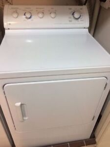 GE dryer Commercial Grade