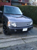 2005 Land Rover Range Rover - Low Kms