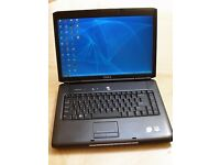 "15"" DELL VOSTRO 1500 LAPTOP WITH THE CHARGER"