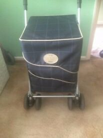 Sholley Sholeco Deluxe Shopping Trolley