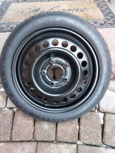 T125/70D15 Good Year Spare Tire