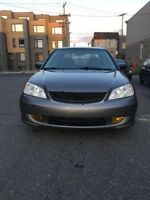 2005 HONDA CIVIC *A/C* PROPRE CLEAN