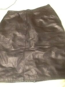 Real Leather:skirt, long coat, boots, wallet, bag Kitchener / Waterloo Kitchener Area image 7