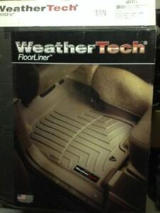 Tapis hivers Weather Tech ENCLAVE/ACADIA/OUTLOOK 2007+