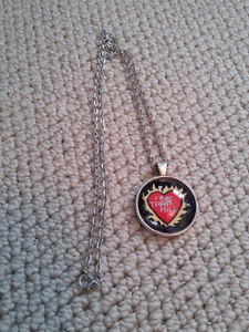One Tree Hill Pendant Necklace