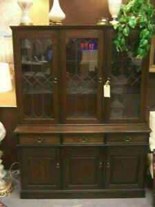 Solid Walnut Sideboard WAS $599 NOW $400