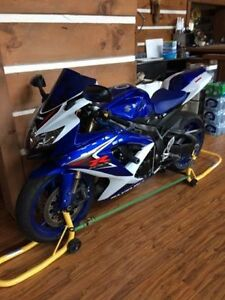 2008 Suzuki GSXR 600 - Lots of upgrades