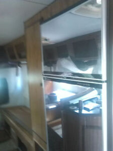 Assorted Camper And RV Fridges