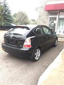 2010 Hyundai Accent GL Manual Transmission