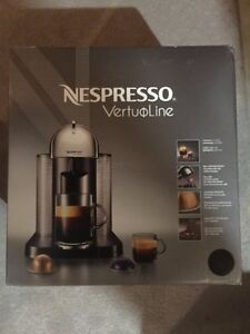 Brand new Nespresso VertuoLine Coffee Maker