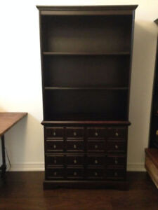 Bombay Stanton Book Case and Lower Stanton File Chest