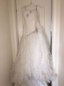 BRAND NEW W/ TAGS -  ALFRED ANGELO WEDDING GOWN STYLE