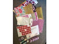Planner/Scrapbooking Craft Bundle