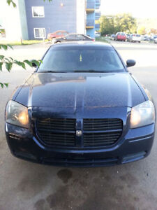 2005 Dodge Magnum 2.7 Wagon(REDUCED FOR QUICK SALE)