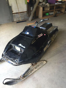 POLARIS 440 SLED FOR SALE / TRADE - PRICED FOR QUICK SALE!