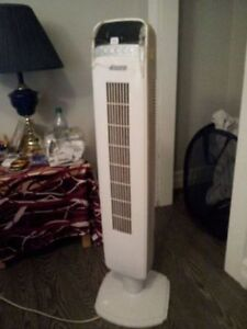 40-in - Tower Fan with Remote Control