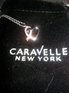 Caravelle New York, Breast Cancer Necklace