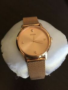 GUESS ROSE WATCH NEVER WORN