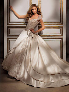 Eve of Milady Couture Wedding Gown