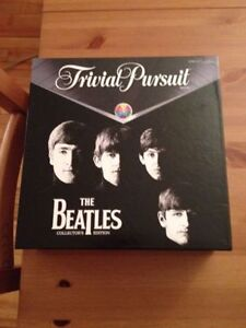 Trivial Pursuit- Edition Collector Beatles