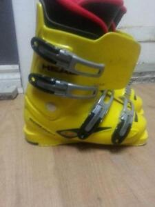 KIDS SKI BOOTS - USED - GOOD CONDITION - OBO