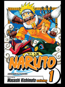 Naruto vols. 1 - 26 Full original run manga collection