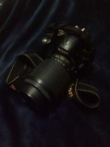 Nikon D3000 DSLR for sale