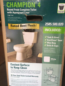 Complete Toilet - Brand New - Never Installed
