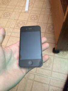 Apple iphone 4S 16GB, with otter box