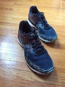 Men's Asics Gel-Nimbus 18 Running Shoes - Like New