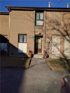 Affordable 3 Bedroom 2 Storey Townhouse In Central Bramalea!!
