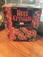 Reef Crystals for Salt Water Tanks