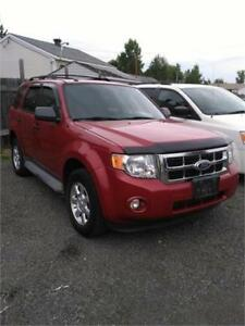 *** FORD ESCAPE XTL 2010 *** 4 CYLINDRES ***