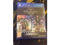 Kingdom Hearts 1.5 & 2.5 Remix (PS4) New and Sealed