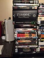 Many Many PC games for sale 1/2