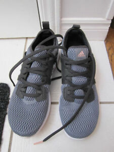 adidas running shoes, size 6 1/2, like new, REDUCED