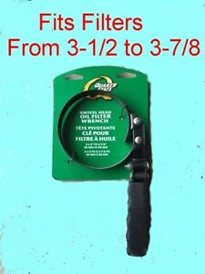 Quaker State Swivel head oil filter Wrench ( Brand new )