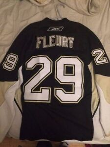 Marc-Andre Fleury jersey - Pittsburgh Penguins