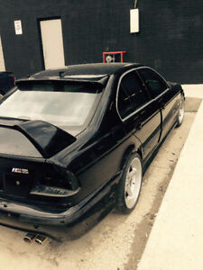 2001 M5 2001 BMW M5 PART OUT FULL CAR FOR PARTS ONLY