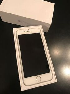 Iphone 6, Factory Unlocked and 64GB + case