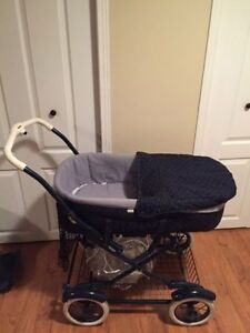 Peg Perego Classic Stroller (All Parts and Rain cover) Kitchener / Waterloo Kitchener Area image 3