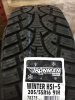 205/55r16 Hiver neuf