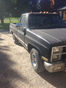 1981 Chevrolet c10 -Steal Deal-