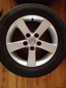 """4 excellent mags Mazda 15"""""""