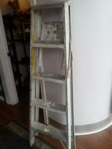 5 foot stepladder