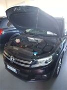 2013 Volkswagen Tiguan 5NC MY13 118 TSI (4x2) Black 6 Speed Manual Wagon Fyshwick South Canberra Preview