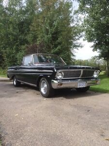 SUPER FUN! 1965 Ford Ranchero 289 4 SPEED!!