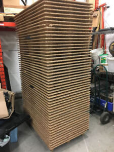 47x31 Pressed Wood Pallet's For Sale!